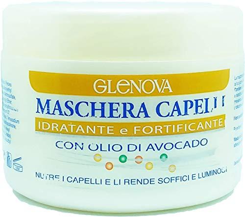 Mascarilla Pelo Hidratante con Aceite de Aguacate - Mascarilla Capilar - Made in Italy