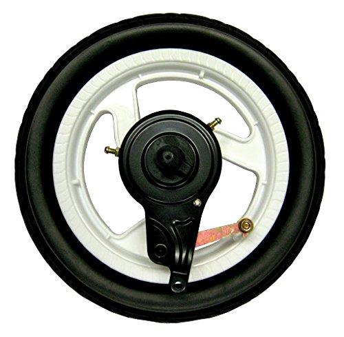 """Preisvergleich Produktbild """"1 Hinterrad 12""""EVA mit Bandbremse, weiß für Laufrad"""