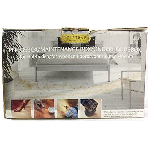 Galleria fotografica Woca–Cura Box con olio protettivo, bianco, 699962W