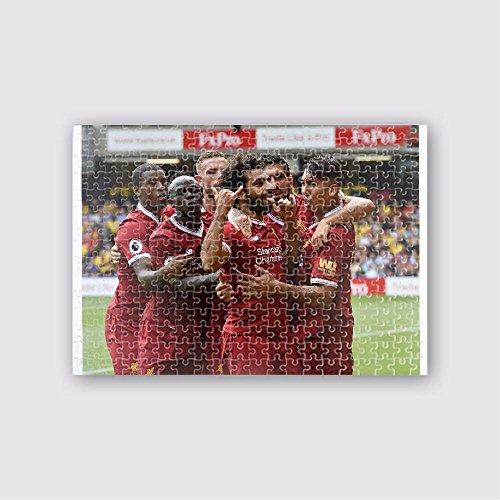 Jigsaw  17x12  300 piece with 6x4 print - Watford v Liverpool - Premier League
