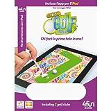 App Game per Tablet iPad - Minigolf Mania + 2 Mini Mazze Da Golf