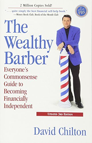 The Wealthy Barber by Chilton, David (2000) Paperback