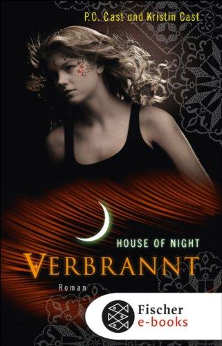 Buchseite und Rezensionen zu 'Verbrannt: House of Night 7' von P.C. Cast