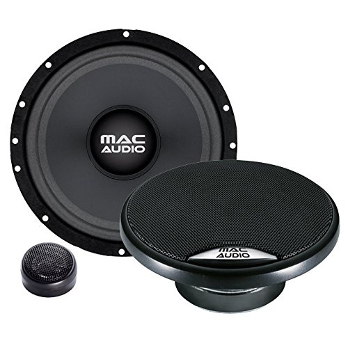 Mac Audio Edition 216 Altavoces de vías separadas 16.5cm 6.5