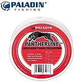Paladin Fluorocarbon Schnur 30m 0,40mm 21kg - Vorfach Schnur für Spinnvorfach zum Spinnfischen oder Pilken auf Dorsch, Pilkvorfach Vorfach zum Meeresangeln