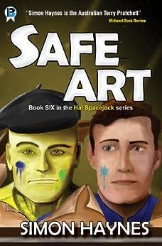 Safe Art (Hal Spacejock Book 6) (English Edition) di [Haynes, Simon]