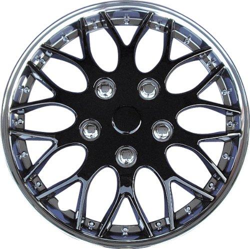AutoStyle-KT970-CIB-Set-Copricerchio-Missouri-CromatoIce-Nero-4-pezzi