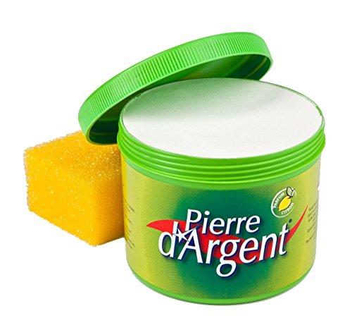 Pierre d'Argent - Limpiador ecologico multiusos certificado Ecocert - Bote de 800 gramos