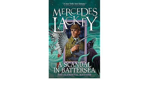 Buy A Scandal in Battersea (Elemental Masters) Book Online