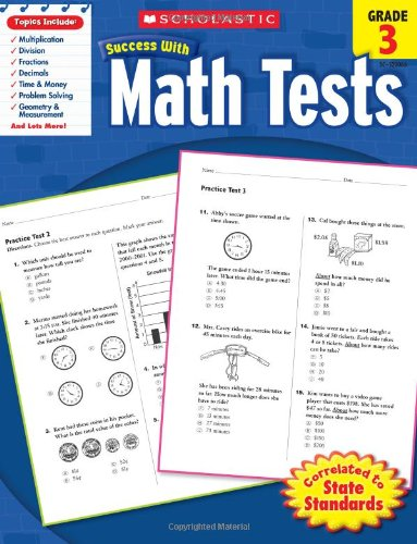 math-tests-grade-3-scholastic-success-with-workbooks-tests-math