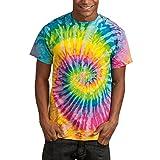 Colortone Unisex Batik T-Shirt Swirl