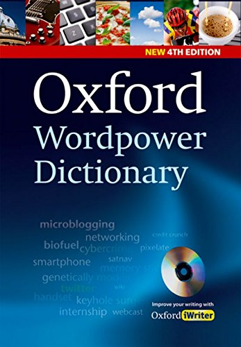 Oxford Wordpower Dictionary: Pack (with CD-ROM) 4th Edition - 9780194398237 por Varios Autores