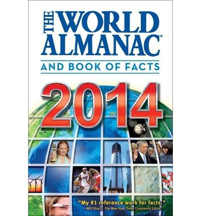 THE WORLD ALMANAC AND BOOK OF FACTS (2014) BY JANSSEN, SARAH (AUTHOR) PAPERBACK (2013 )