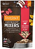 Instinct liofilizzati Raw Boost mixer grain free ricetta all Natural Dog Food topper by Nature' s varietà