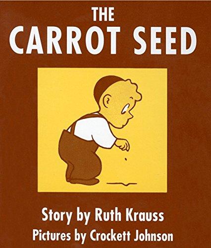 The Carrot Seed por Ruth Krauss