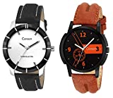 Carson Men's New Era Analogue Watch Comb...
