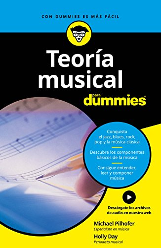 Teoría musical para Dummies por Michael Pilhofer
