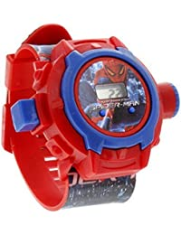 Spider-Man 24 Images Projector Watch Cool Gift For Your Kid