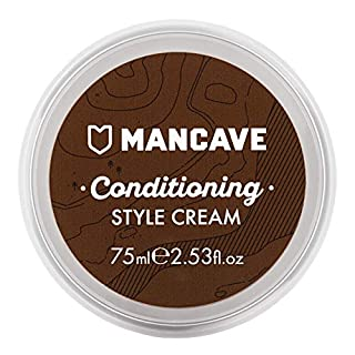 ManCave Conditioning Style Cream Light Hold 75ml (B00PHHRGFS) | Amazon Products