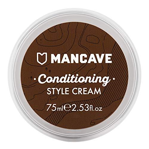 Kopfhaut Conditioning Creme (ManCave Stylingcreme, 1er Pack (1 x 75 ml))