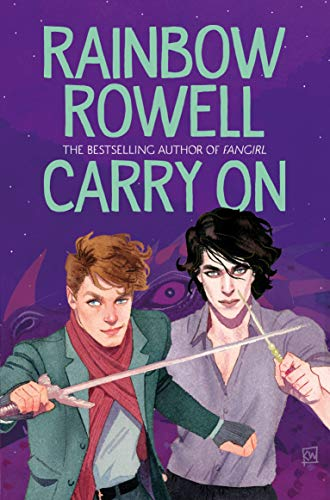 Carry On: The Rise and Fall of Simon Snow (English Edition)