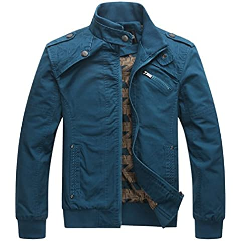 Mr.Angelo -  Giacca - Giacca trapuntata - (Angelo Leather Jacket)