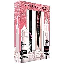 Maybelline New York Coffret Mascara Total Temptation Noir + Liner Hyper Precise Allday 700 Noir