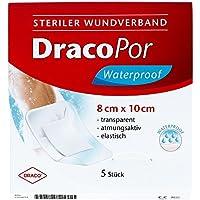 Dracopor waterproof Wundverband steril 8x10cm 5 stk preisvergleich bei billige-tabletten.eu