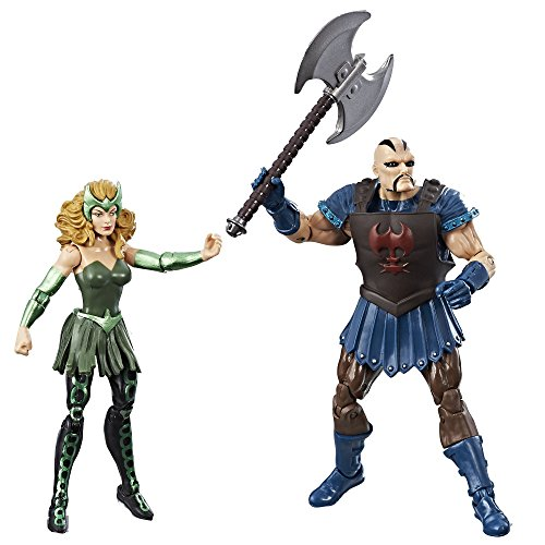 Marvel Legends 9,5 x Maga and the executioner 2-Pack