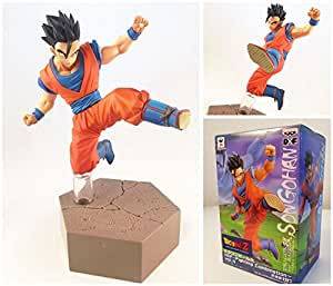Bandai - DRAGON BALL Z Figurine Manga DXF Gohan