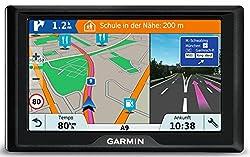 Garmin Drive 51 LMT-S CE Navigationsgerät - lebenslang Kartenupdates & Verkehrsinfos, Sicherheitspaket, 5 Zoll (12,7cm) Touchdisplay (Zertifiziert und Generalüberholt)
