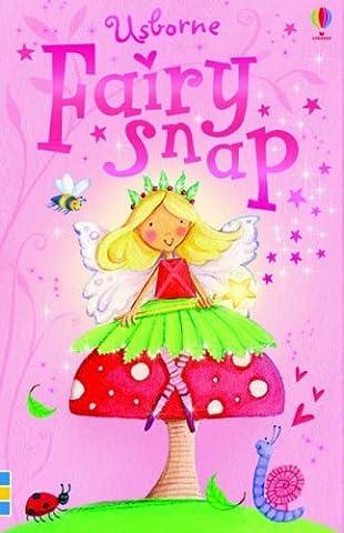 Fairy Snap (Usborne Snap Cards) (August 25, 2006) Cards
