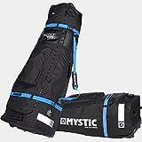 Mystic Golf Bag Pro with Wheels BLACK 130715 Bag Size - 1.50 M