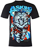 (PALLAS) Asking Alexandria T-Shirt (NS076)