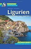 Ligurien Reiseführer Michael Müller Verlag: Italienische Riviera, Genua, Cinque Terre - Sabine Becht