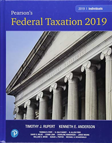 New ebook pearson s federal taxation 2019 individuals full books we would like to show you a description here but the site wont allow us fandeluxe Gallery