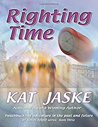 Righting Time: Book Three of the Honor Bound (By Honor Bound)