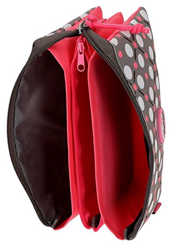 510cx1ZeMxL - Movom Flamenca Neceser de Viaje, 22 cm, 1.32 Litros, Multicolor