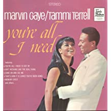 Marvin Gaye & Tammi Terrell You're All I Need [VINYL ALBUM]