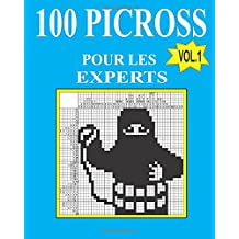 100 picross pour les experts (French Edition)