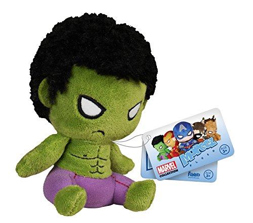 "Hulk Plush - Marvel Mopeez - 11cm 4.5"""