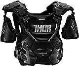 Thor Brustpanzer Guardian Schwarz Gr. M/L