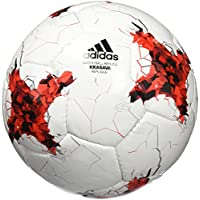 Adidas Confed Replique Balón Copa Confederaciones 2017, Unisex Adulto, (Blanco/Rojo/Rojpot/Gritra), 5