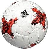 adidas Confed Replique Balón Copa Confederaciones 2017, Unisex Adulto, Blanco (Blanco/Rojo/Rojpot/Gritra), 5