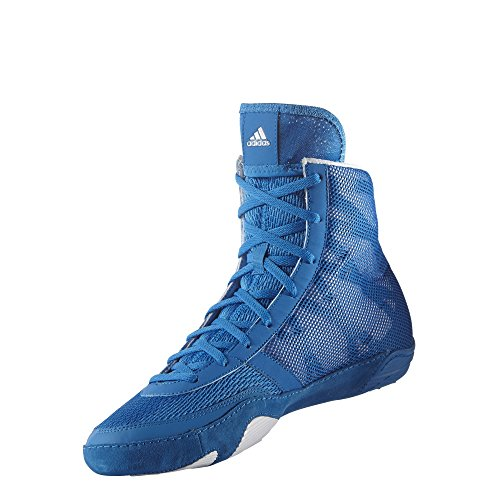 Adidas Pretereo III Wrestling Chaussures - - Royal/Silver/White,