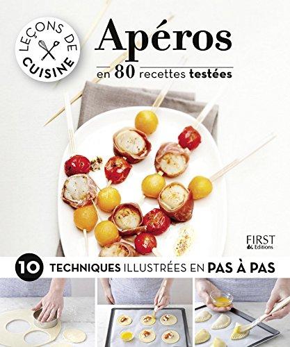 Leçons de cuisine - Apéros