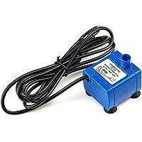 JIAN YA NA Super Silent Nueva SP160 reemplazo 12V Bomba de Agua eléctrica 5,9 pies de Largo Cable de alimentación de bajo Consumo del Motor Compatible para Azul de la Bomba