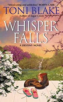 Whisper Falls: A Destiny Novel (Destiny series) by [Blake, Toni]