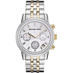MK5057 Michael Kors Two Tone Bracelet Watch