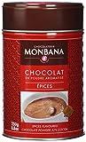 Monbana Schokoladenpulver Gewürzschokolade 250g Dose